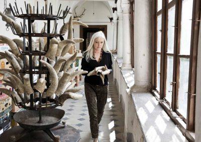 Irena Rosc: Duchamp, Steiner und die Kuh