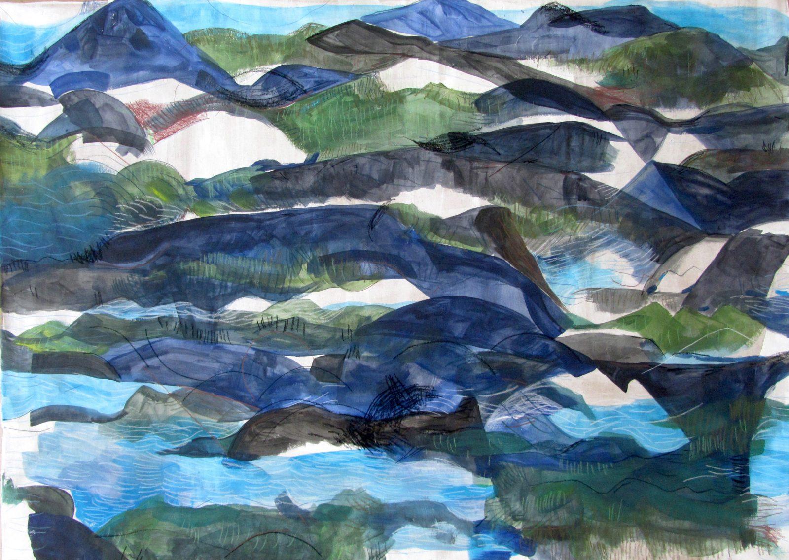 NÖ Waldviertel Galerie Kunst - Anna Doppler