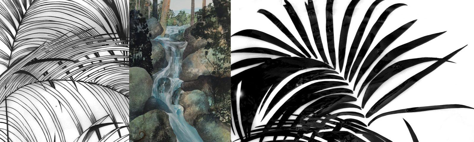 NÖ Waldviertel Galerie Kunst - Das war: Vesna und Jonathon Roberts