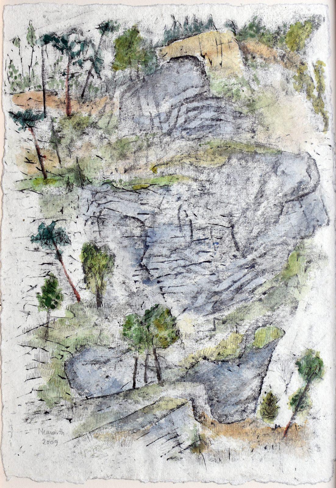 NÖ Waldviertel Galerie Kunst - Arnulf Neuwirth und seine Beziehungen zur ostasiatischen Kunst