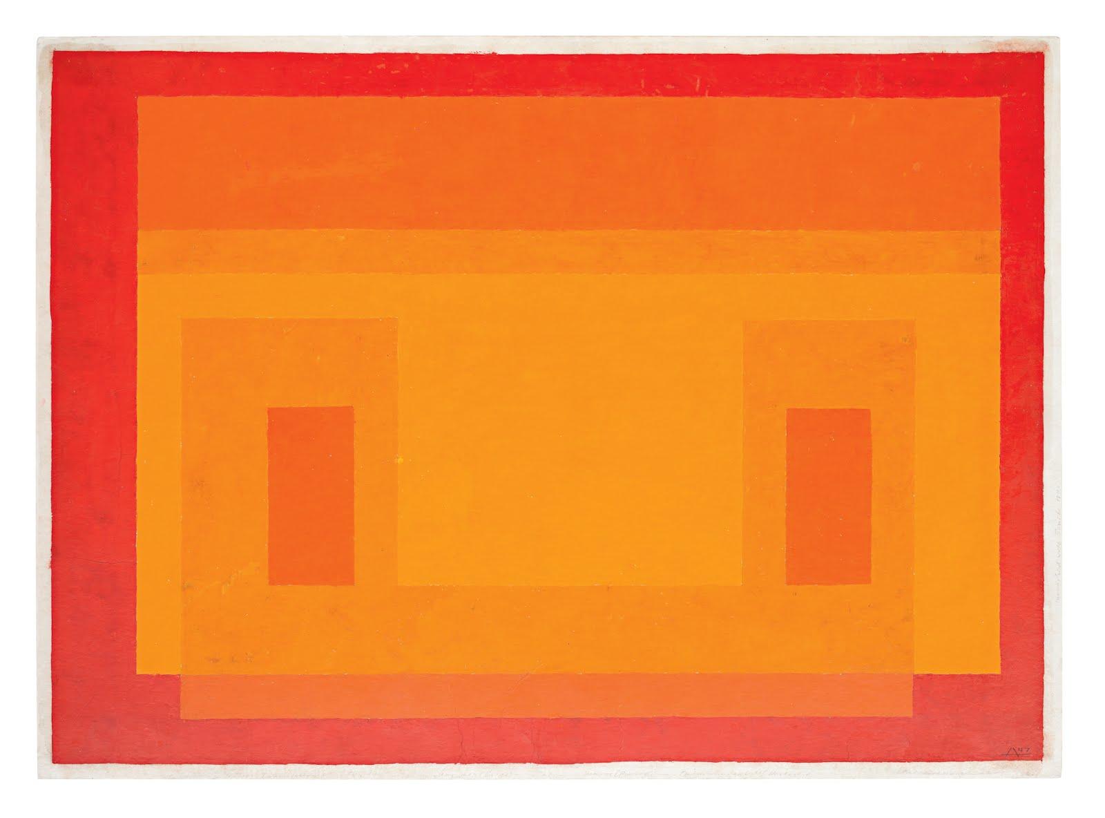 NÖ Waldviertel Galerie Kunst - Josef Albers