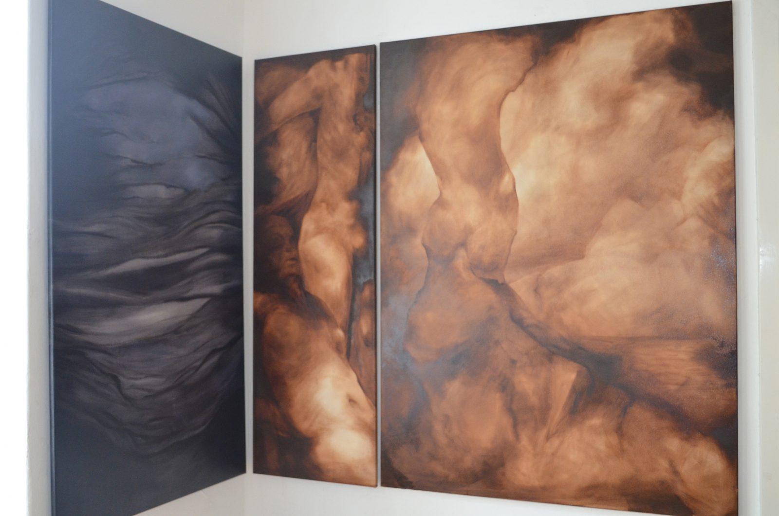 NÖ Waldviertel Galerie Kunst - Melanie Wurth & Georg Kuttelwascher