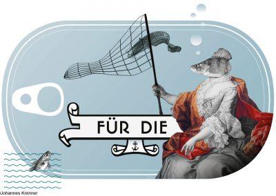 Viertelfestival 2018: Ist Kunst für die Fisch?
