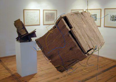 Die Galerie Blaugelbezwettl: Kunst aus der ersten Reihe