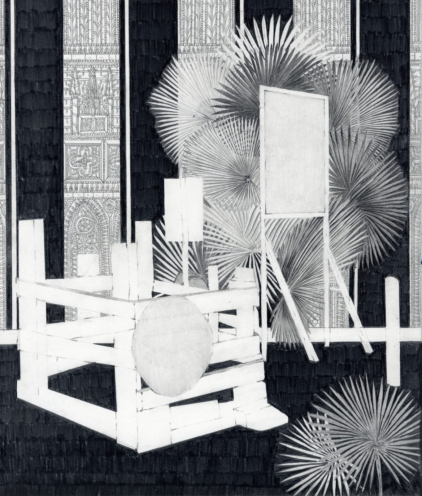 NÖ Waldviertel Galerie Kunst - Patrick Roman Scherer
