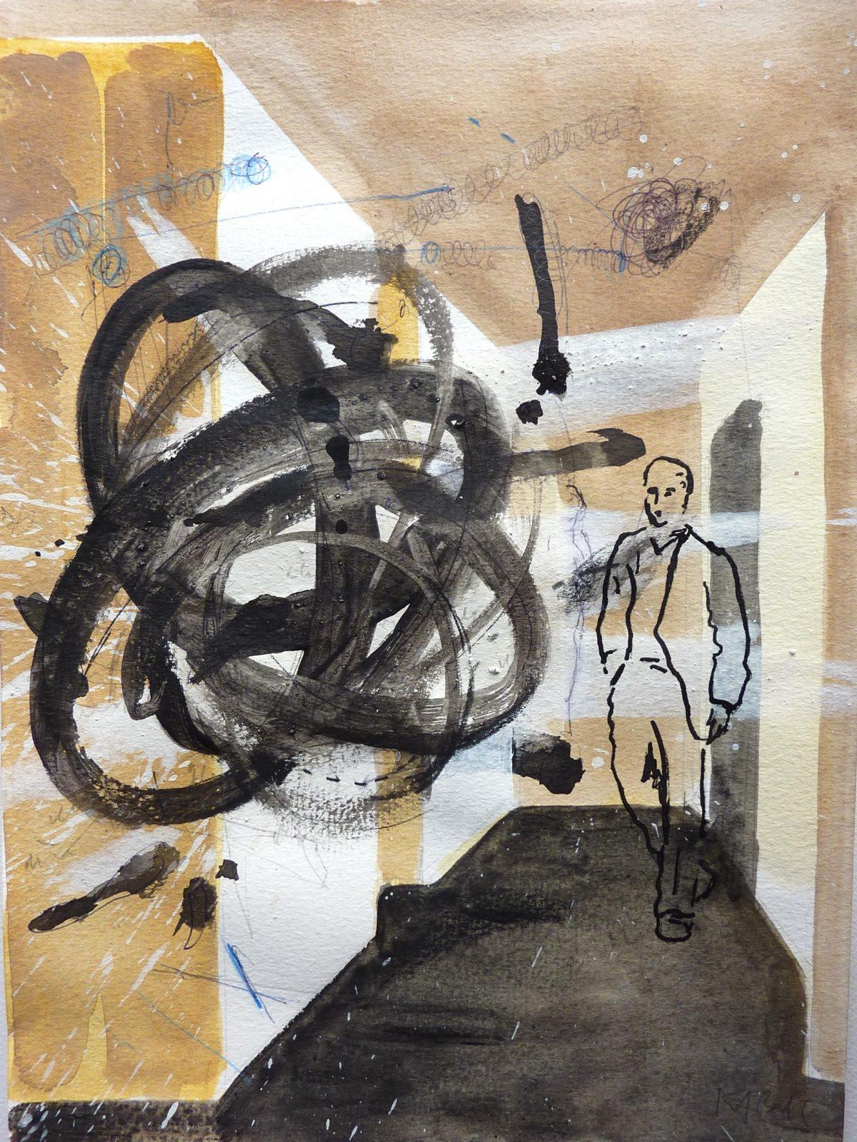 NÖ Waldviertel Galerie Kunst - Kunstverein Horn: Robert Kabas