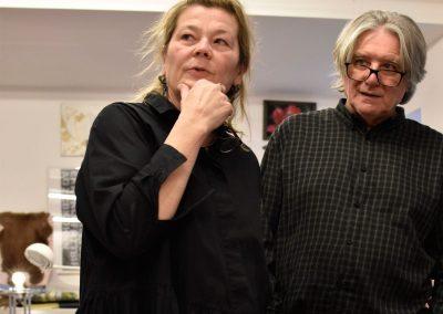 """Frenzi Rigling & Alois Mosbacher: """"Ein anderes Denken forcieren."""""""