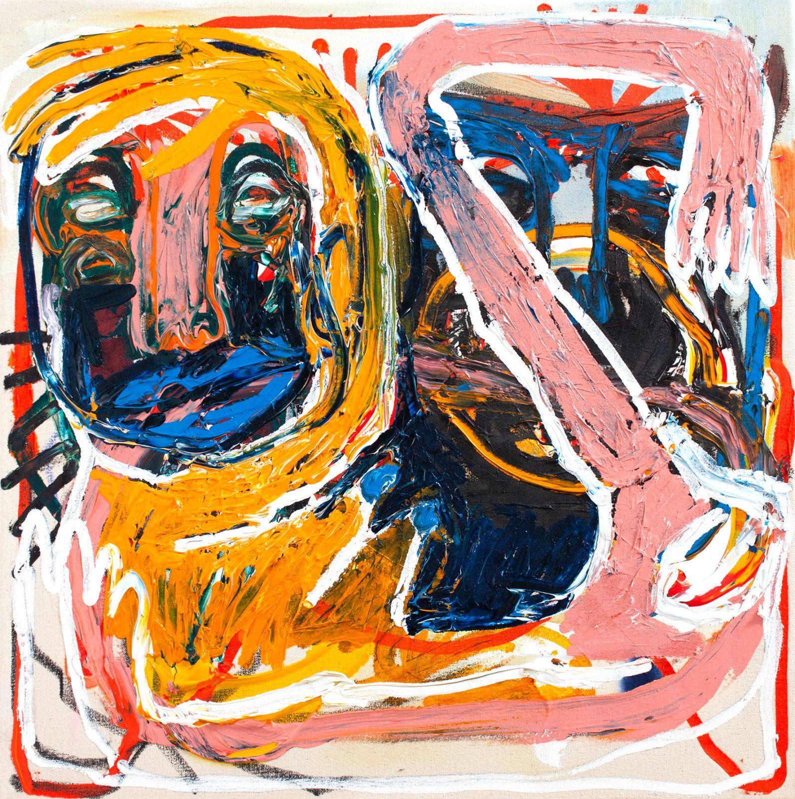 NÖ Waldviertel Galerie Kunst - Das war: Denise Rudolf Frank