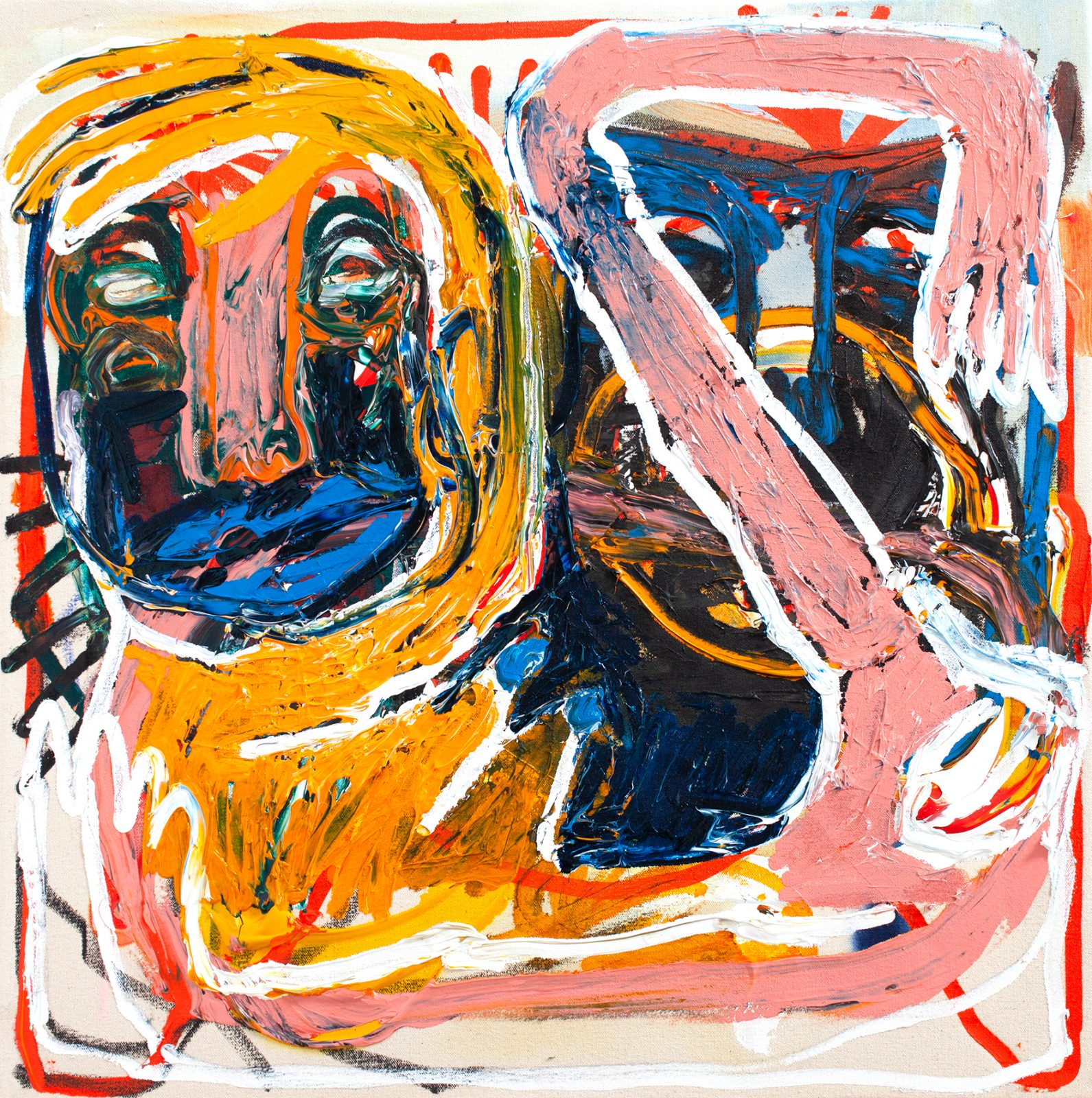 NÖ Waldviertel Galerie Kunst - Denise Rudolf Frank