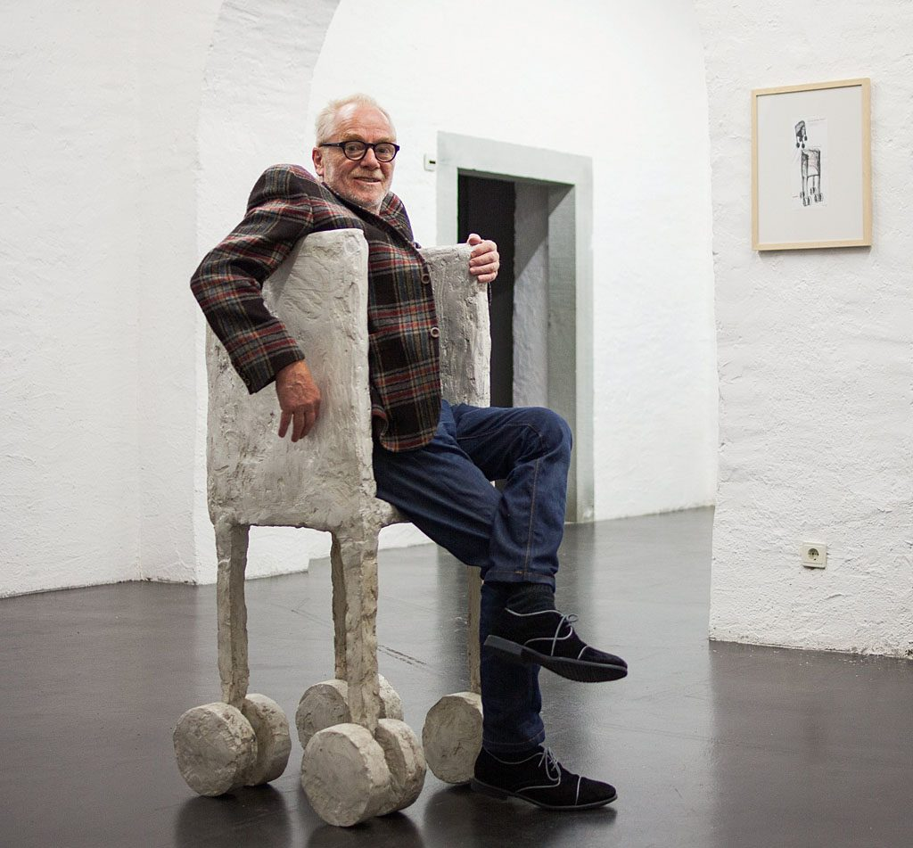"NÖ Waldviertel Galerie Kunst - ""die fabrik"" Gmünd: Tone Fink"