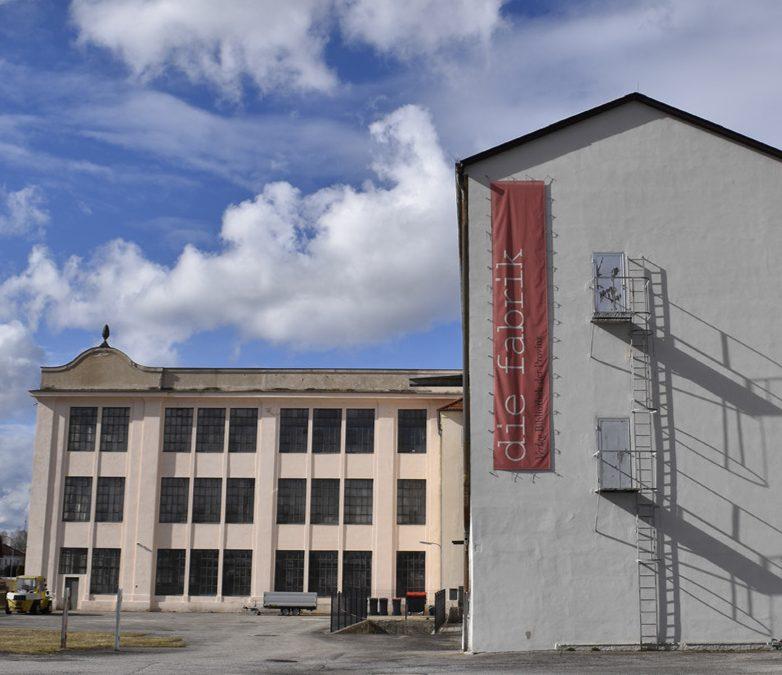 """""""die fabrik"""" in Gmünd: """"Begegnung mit der Kunst und den Menschen"""""""