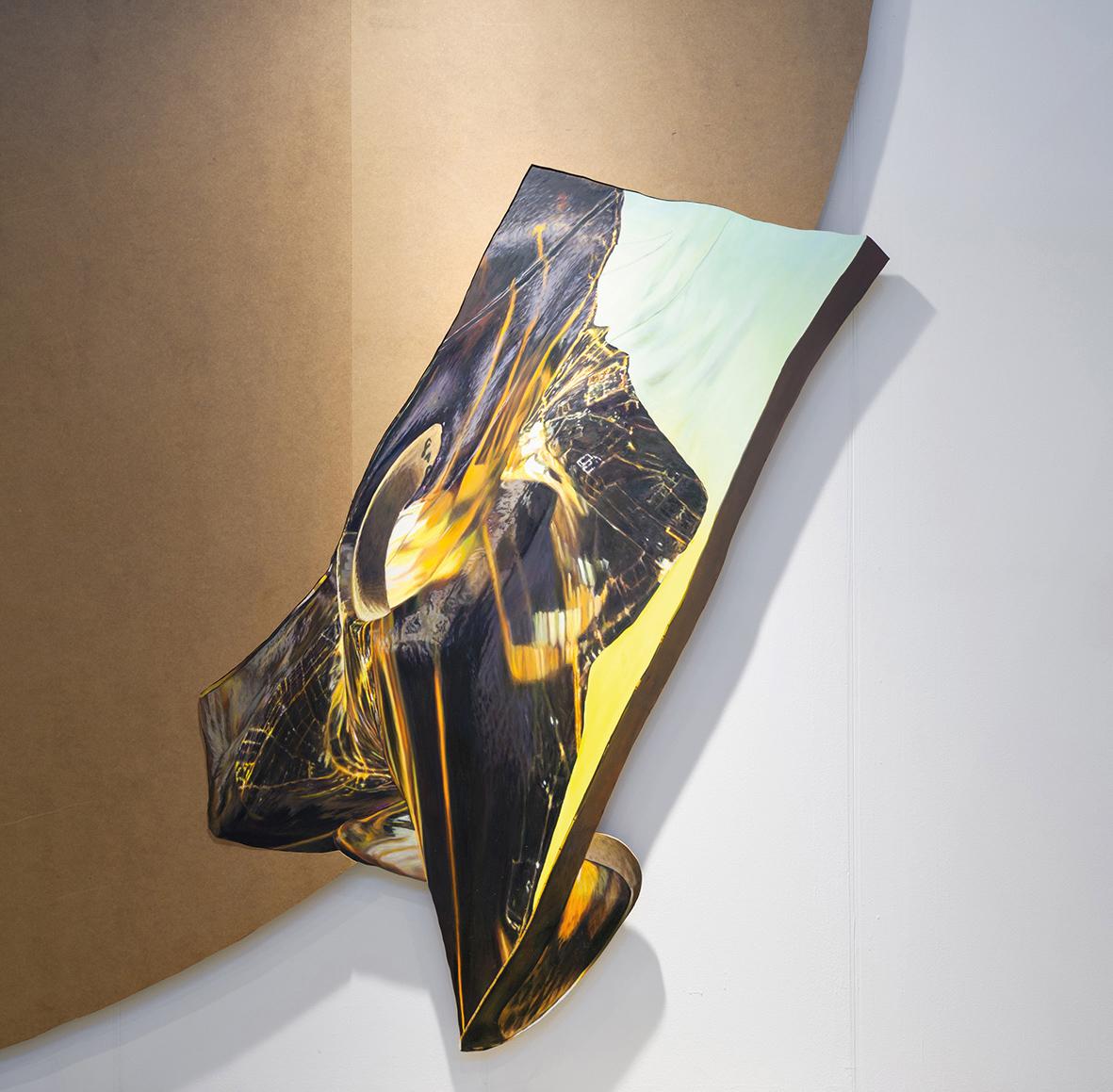 NÖ Waldviertel Galerie Kunst - Stefan Reiterer, Terese Kasalicky und Matthias Peyker