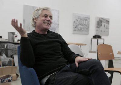 """Hubert Lobnig: """"Ausstellungsräume sind brisante Orte"""""""