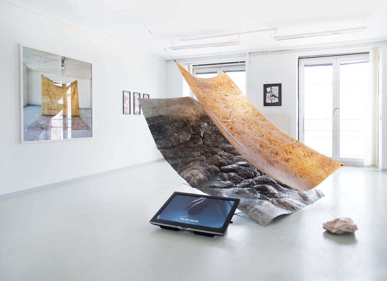 NÖ Waldviertel Galerie Kunst - Kaja Clara Joo